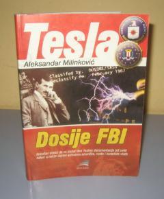 TESLA DOSIJE FBI , Aleksandar Milinković