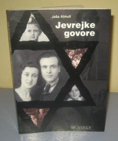 JEVREJKE GOVORE , Jaša Almuli