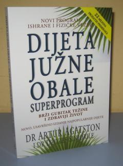 DIJETA JUŽNE OBALE superprogram Dr Artur Agaston