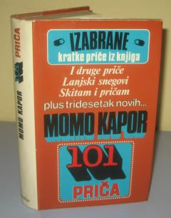 101 PRIČA , Momo Kapor