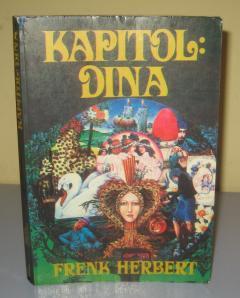 KAPITOL DINA I , Frenk Herbert
