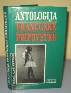ANTOLOGIJA FRANCUSKE PRIPOVETKE