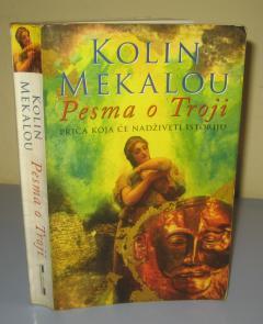PESMA O TROJI , Kolin Mekalou