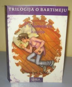 PTOLOMEJEVA KAPIJA trilogija o Bartimeju , Džonatan Straud