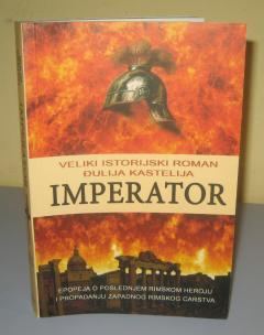 IMPERATOR druga knjiga , Đulio Kasteli
