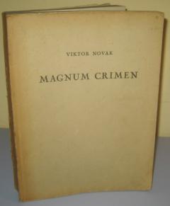 MAGNUM CRIMEN PRVO IZDANJE