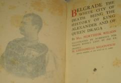 BELGRADE the white city of death 1903
