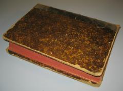 Pomenik znamenitih ljudi 1888 Prvo izdanje