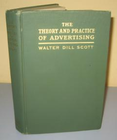 THE THEORY AND PRACTICE OF ADVERTISING 1919