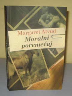 MORALNI POREMEĆAJ , Margaret Atvud