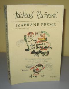 IZABRANE PESME , Tadeuš Ruževič