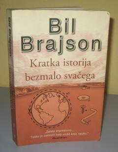 Kratka istorija bezmalo svačega Bil Brajson