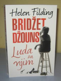 BRIDŽET DŽOUNS LUDA ZA NJIM Helen Filding
