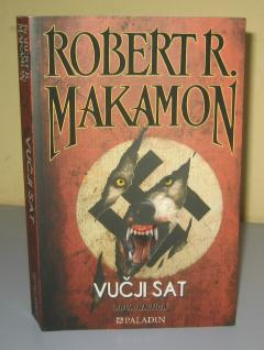 VUČJI SAT , Robert R. Makamon