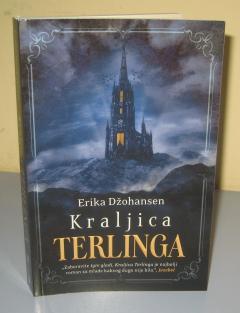 KRALJICA TERLINGA , Erika Džohansen