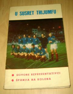 Knjige o fudbalu lot 12 komada