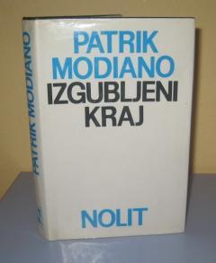 IZGUBLJENI KRAJ , Patrik Modiano