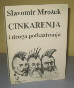 CINKARENJA i druga potkazivanja , Slavomir Mrožek