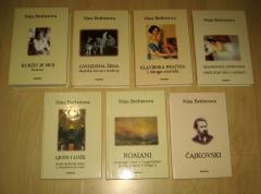 Nina Berberova sabrana dela 7 knjiga