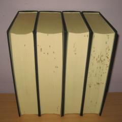 Momčilo Nastasijević komplet 4 knjige