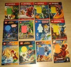 LEGO 12 slikovnica za decu Publik praktikum