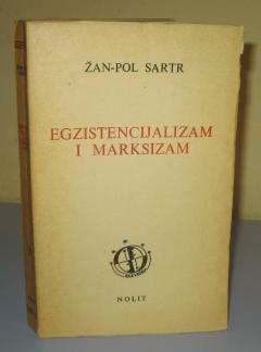 EGZISTENCIJALIZAM I MARKSIZAM , Žan Pol Sartr