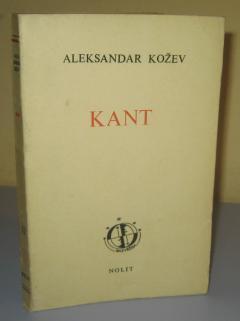 KANT, Aleksandar Kožev
