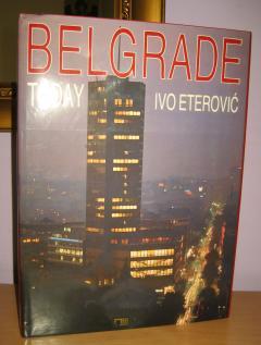 BELGRADE TODAY , Ivo Eterović