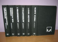SEMJONOV komplet 6 knjiga