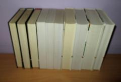 Ladlam komplet 10 knjiga