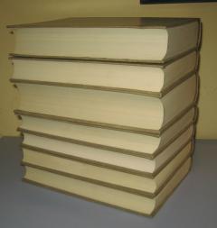 POVIJEST SVIJETSKE KNJIŽEVNOSTI komplet 7 knjiga
