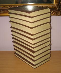 BROMFILD komplet 12 knjiga