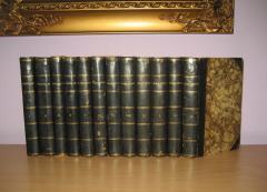 Šekspir komplet 12 knjiga iz 1821 godine