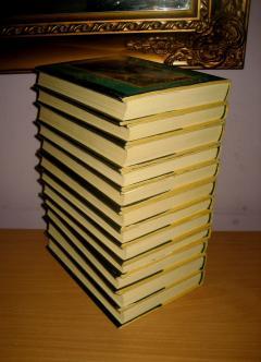 One su vladale svijetom komplet 12 knjiga