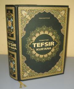 Tematski TEFSIR Kur'ana , Muhammed el-Gazali