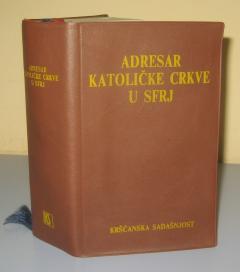 ADRESAR KATOLIČKE CRKVE U SFRJ