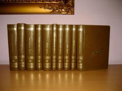 Krleža izabrana dela komplet 10 knjiga