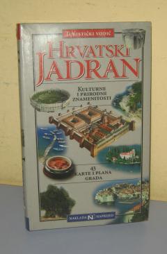 HRVATSKI JADRAN turistički vodič