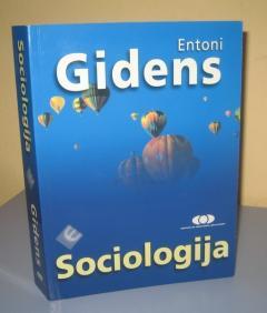 SOCIOLOGIJA , Entoni Gidens