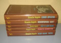 Ursula Legvin 5 knjiga