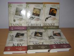 Mari Luiz Fišer mini komplet 6 knjiga