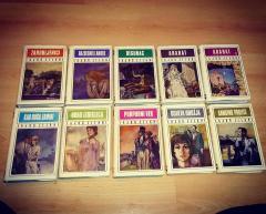 Lajoš ZILAHI komplet 10 knjiga