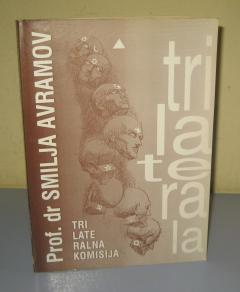 TRILATERALNA KOMISIJA , Smilja Avramov