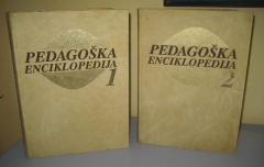 PEDAGOŠKA enciklopedija