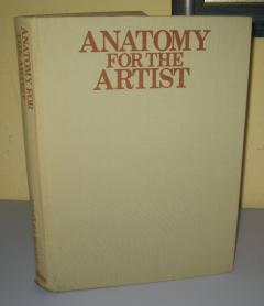 ANATOMY FOR THE ARTIST , Jeno Barcsay