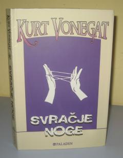SVRAČJE NOGE , Kurt Vonegat