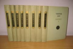 Viktor Igo komplet 8 knjiga