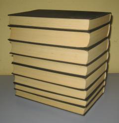 Mopasan komplet 8 knjiga