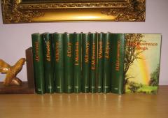 Engleski roman komplet 10 knjiga