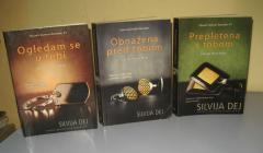 KROSFAJER serijal 1 - 3 Silvija Dej